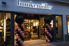 Ballonsäule Hunkemöller