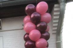 Ballonsäule Bäcker Kolls
