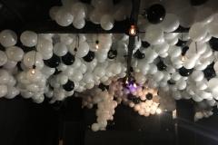 Ballonhimmel für Fritz Cola Kampagne im Waagenbau Hamburg