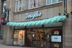 Klassische Ballongirlande Douglas