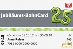 Deutsche Bahn Bahncard Ballons Marketingaktion 2