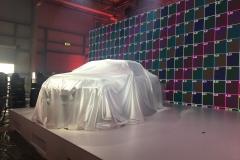 Enthüllung Vorstellung Automodel