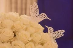 Blumendekoration Hochzeit Fairmont Hotel Vier Jahreszeiten