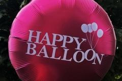 individuell bedruckte Folienballons