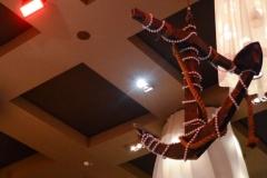 Raumdekoration bei Veranstaltung im East Hotel