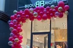Unregelmäßige Ballongirlande Bijou Brigitte 2