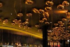 Silvesterdekoration 2020 im Hotel The George