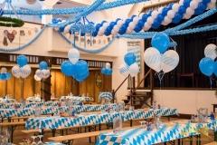 Oktoberfest Dekoration Hotel Cap Polonio Pinneberg