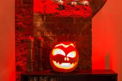 Halloween Dekoration East Hotel Hamburg