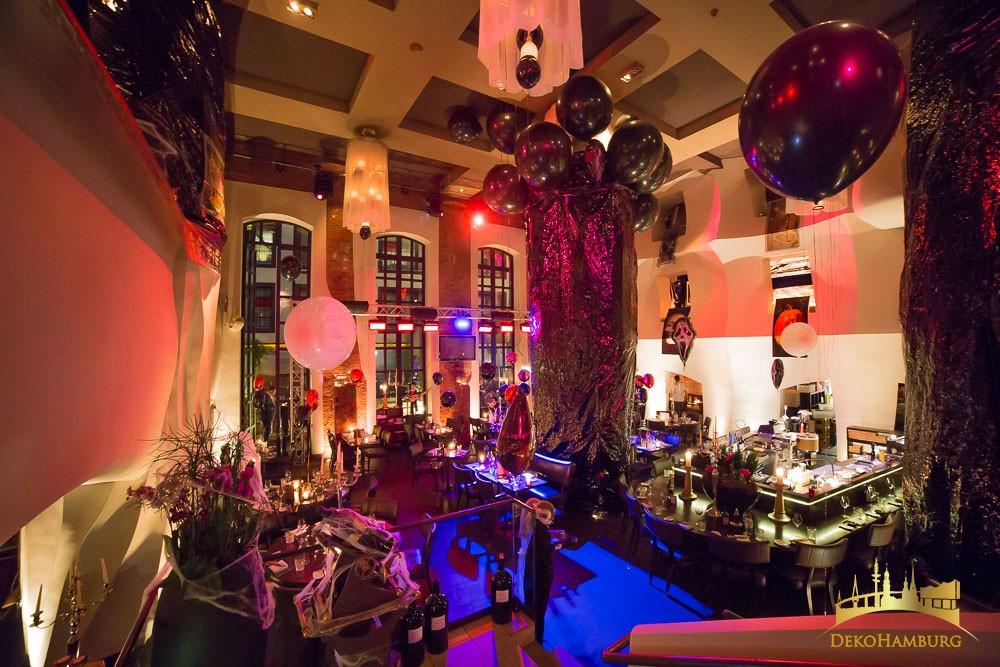 Halloween Dekoration East Hotel 2014 Ihr Event Party