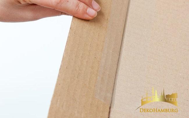 Schnittschutz aus Pappe