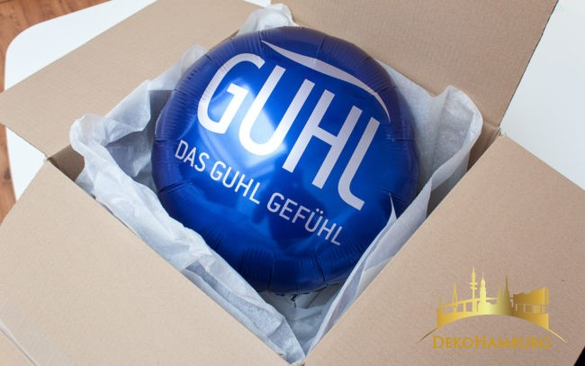 Guhl Ballongruss im Paket