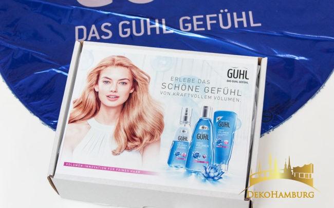 Guhl Testbox Marketingaktion