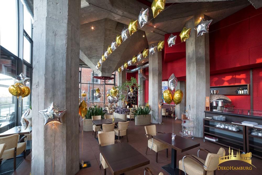 restaurant dekoration silo 16 hamburg 2014 ihr event