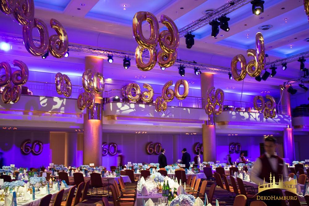 Coloplast Dekoration Zum 60 Geburtstag Ihr Event Party