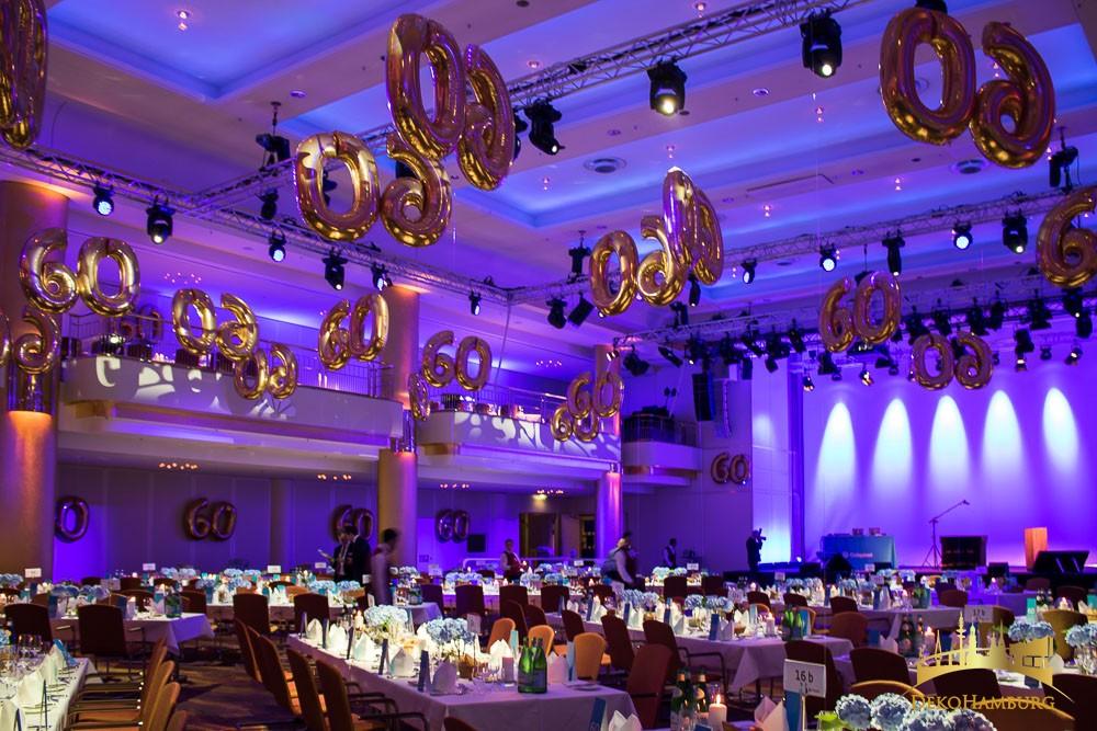 Coloplast dekoration zum 60 geburtstag ihr event for 60 geburtstag dekoration