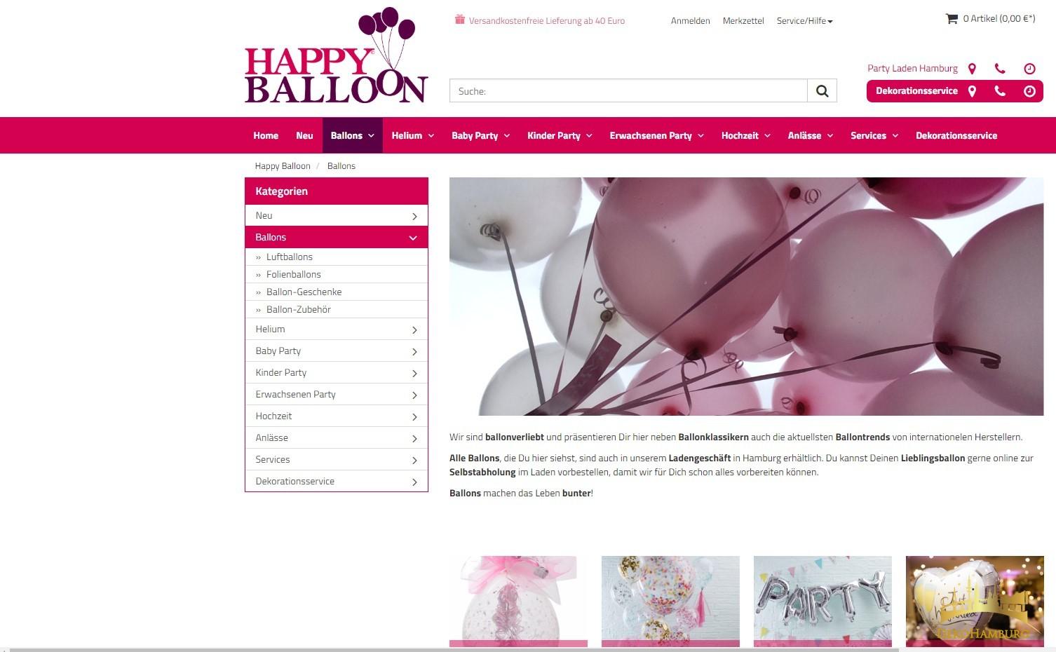 happyballoon.de